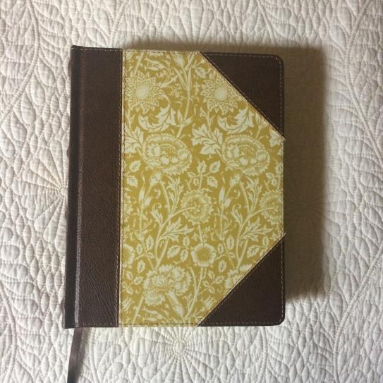 Crossway ESV Journaling Bible.